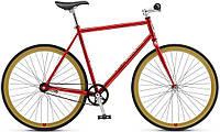 "Велосипед 28"" Schwinn Racer рама - M 2015 red/gold"