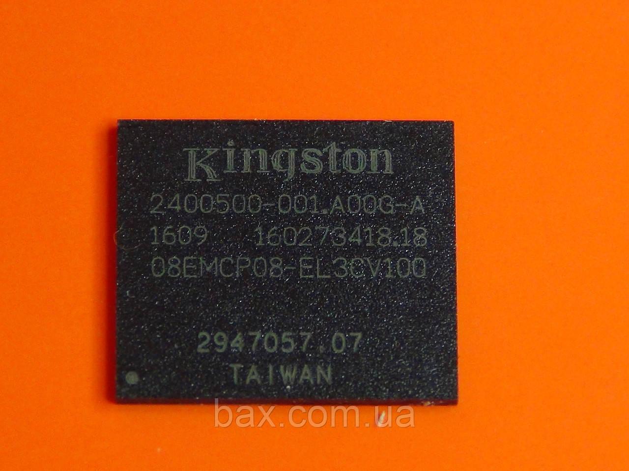 Микросхема памяти Kingston 08EMCP08-EL3CV100 Описание