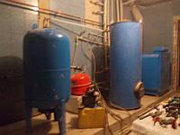 Монтаж систем аодоснабжения отопления канализации.