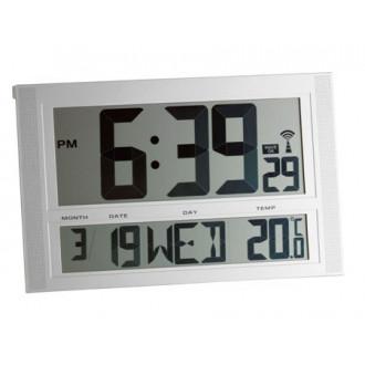 981090. Часы настенные цифровые TFA, 270х420х45 мм