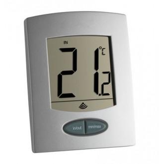 303036.IT. Термометр цифровой TFA Easy one, внешний радиодатчик, 98х74х29 мм