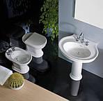 Итальянская сантехника в ретро стиле Hatria Dolcevita: ванная под старину