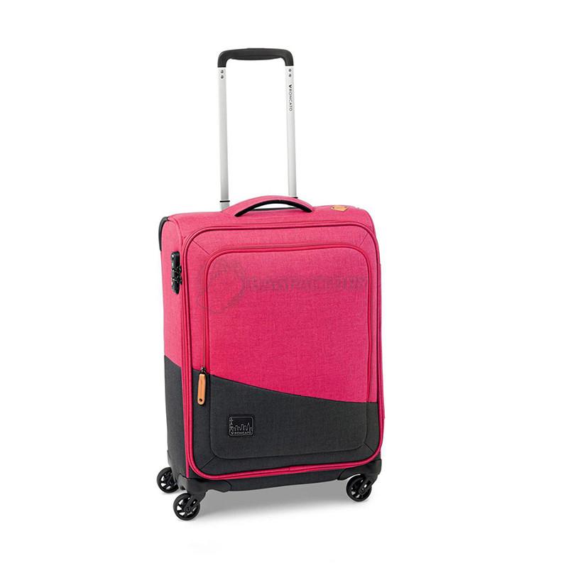 Чемодан на 4-х колесах Roncato Adventure 43л Розовый (414323 39 ... 7e105e96ba058