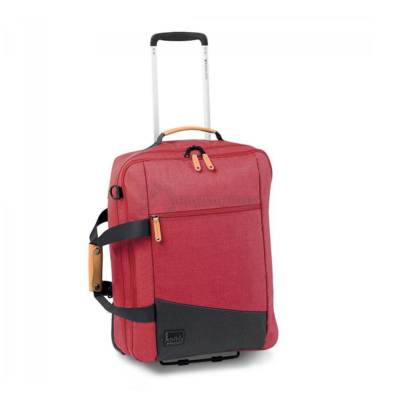 0ed0e15d32f1 Дорожная сумка на колесах Roncato Adventure 40л Красный (414313 09) -  Интернет-магазин