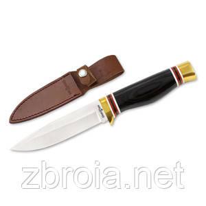 Нож Grand Way нескладной 2069 АК (чехол-кожа)