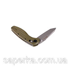 Нож складной Ganzo G701, зеленый , фото 2