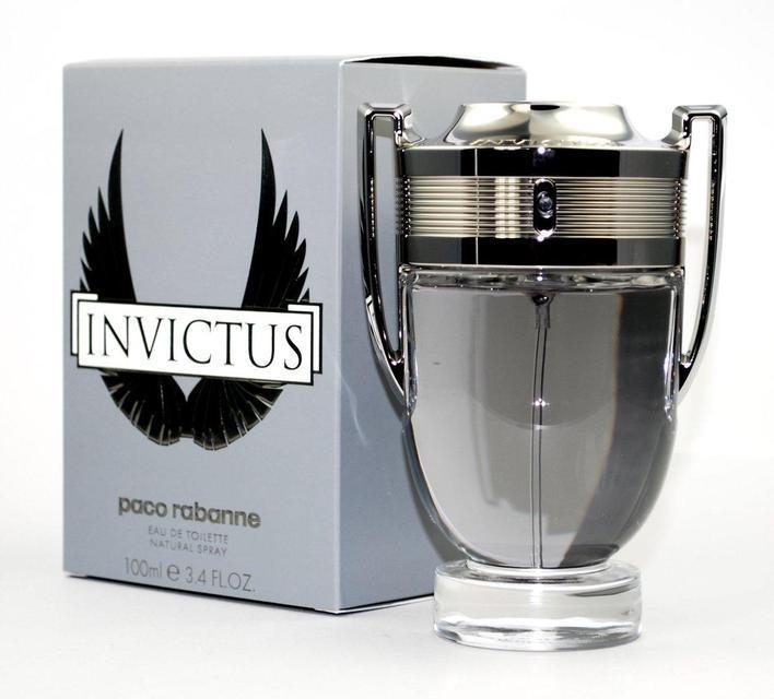 Туалетна вода Paco Rabanne Invictus 100 ml (Репліка)