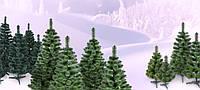 Ялинка новорічна Сосна Європейська пухнаста  2,2 м елка искусственная