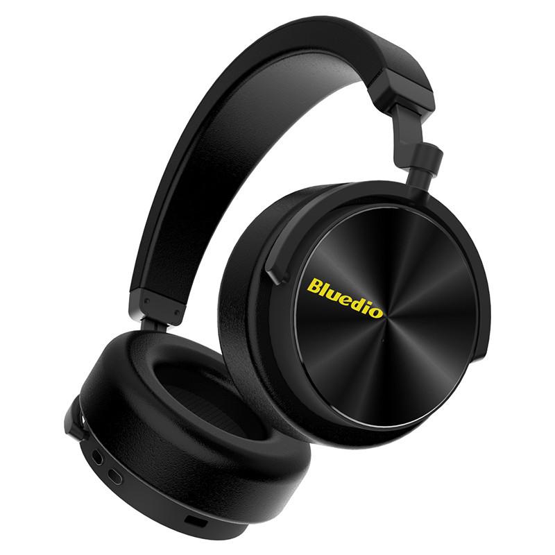Беспроводные Наушники Гарнитура Bluedio T5 , микрофон , функция шумоподавления