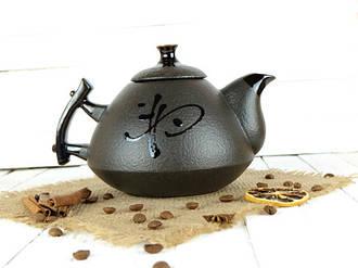 Чайник заварочный Конус 900 мл из керамики