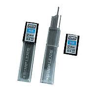 Грифелі для механічних олівців Herlitz НВ 0.5 мм 24шт (8675217)
