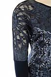 Женская туника в цветы , фото 2