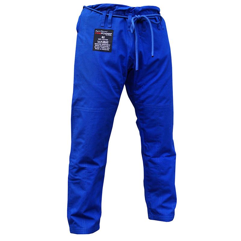 Штаны для кимоно FIREPOWER New 3.0 Rip-Stop Синие