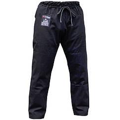 Штаны для кимоно FIREPOWER New 3.0 Rip-Stop Черные