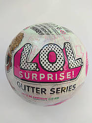 Кукла LOL Surprise Glitter ЛОЛ Глиттер (копия LOL хорошего качества)