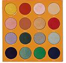 Тени для глаз Juvias The Magic palette (16 цветов), фото 3