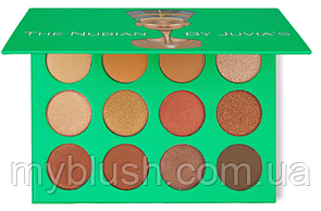 Тени для глаз Juvias The Nabian Eyeshadow palette (12 цветов)