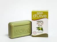 Dalan D'Olive 100% Оливковое мыло 150г. Натуральное (Ручной Работы)