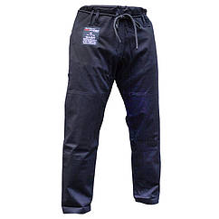 Штани для кімоно FIREPOWER New 3.0 Cotton 12oz Black