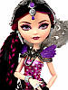 Куколка Рейвен Квин День Наследия (Raven Queen Legacy Day)