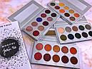 Тени для глаз Morphe THE JACLYN HILL EYESHADOW PALETTE (Ring the Alarm) 10 цветов, фото 6