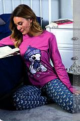 Молодежные женские пижамы для мамы и дочки