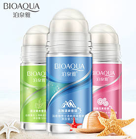 Дезодорант BIOAQUA Grass&Wood Green (50мл)