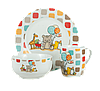 Детский набор посуды LIMITED EDITION FRIENDS 2, 3 предмета
