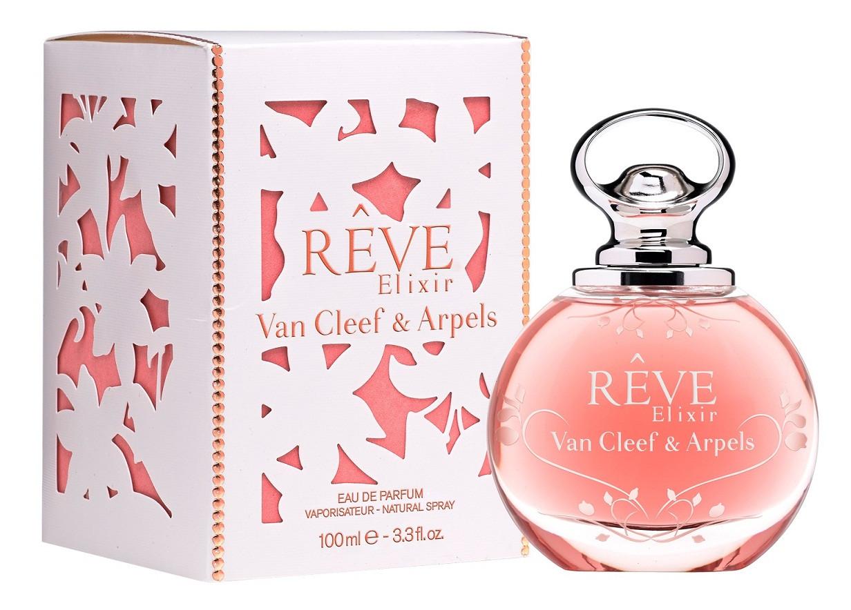 Van Cleef & Arpels Reve Elixir парфюмированная вода 100 ml. (Ван Клиф Энд Арпелс Рев Эликсир)