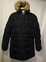 Мужская удлиненная зимняя куртка - парка Glo - Story