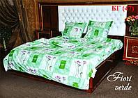 Бязь Gold, постельное белье, ЕВРО комплект. (БГ47)