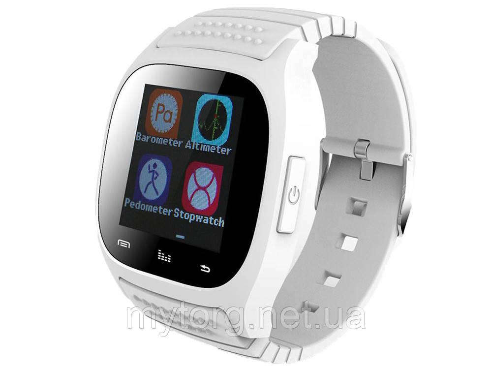 Smart часы Zoneway M26  Белый