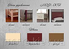 Кровать металлическая Afina1800*1900/2000мм, фото 2