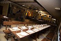 Деревянная мебель для ресторанов, баров, кафе в Мариуполе