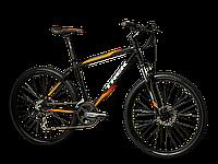 Велосипед Trek 2015 3500 Disc черно-оранжевый