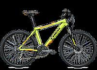 Велосипед Trek 2015 3500 Disc зеленый