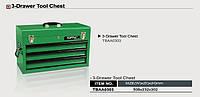 Ящик для инструмента  3 секции  508(L)x232(W)x302(H)mm TBAA0303