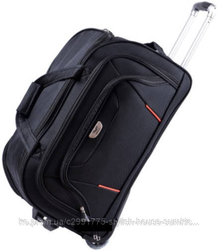 Дорожная сумка Wings 1056 (В) черный