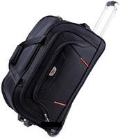 Дорожная сумка Wings 1056 (В) черный, фото 1