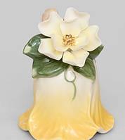 Колокольчик фарфоровый Райский цветок Pavone CMS-36/ 5