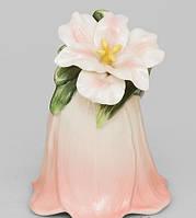 Колокольчик фарфоровый Райский цветок Pavone CMS-36/ 8