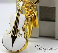 Флешка usb в виде изящной скрипка 16 гб