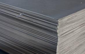 Лист стальной 3мм Сталь 3пс горячекатаный
