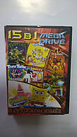 MB1510 (15 In 1)Spongebob (New)/Sylvester & Tweety/The Incredibles/Vectorman/Ninja Turtles Return/Rock-N-Roll/