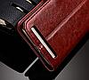 Кожаный чехол-книжка для Xiaomi Redmi 5A черный, фото 6