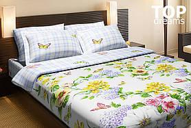 Постельное белье Top Dreams Аромат лета двуспального размера.