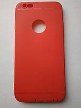 Стильный чехол бампер для iphone 6 6S красный
