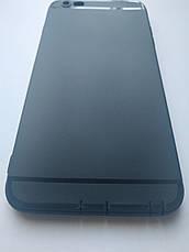 Стильный чехол бампер для iPhone 6 Plus/6S Plus черный, фото 3
