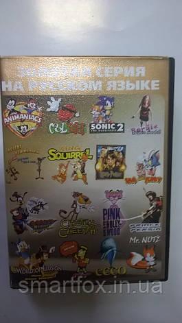 MA 1601 Animaniacs/Barbie/Harry Potter/Chester Cheetan/Cool [MegaDrive] (м4.0), фото 2