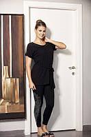 Домашний костюм,комплект для дома и отдыха футболка и лосины (леггинсы) Shirly 4911